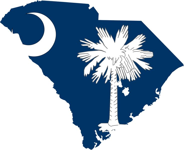 South Carolina Palmetto Tree Logo